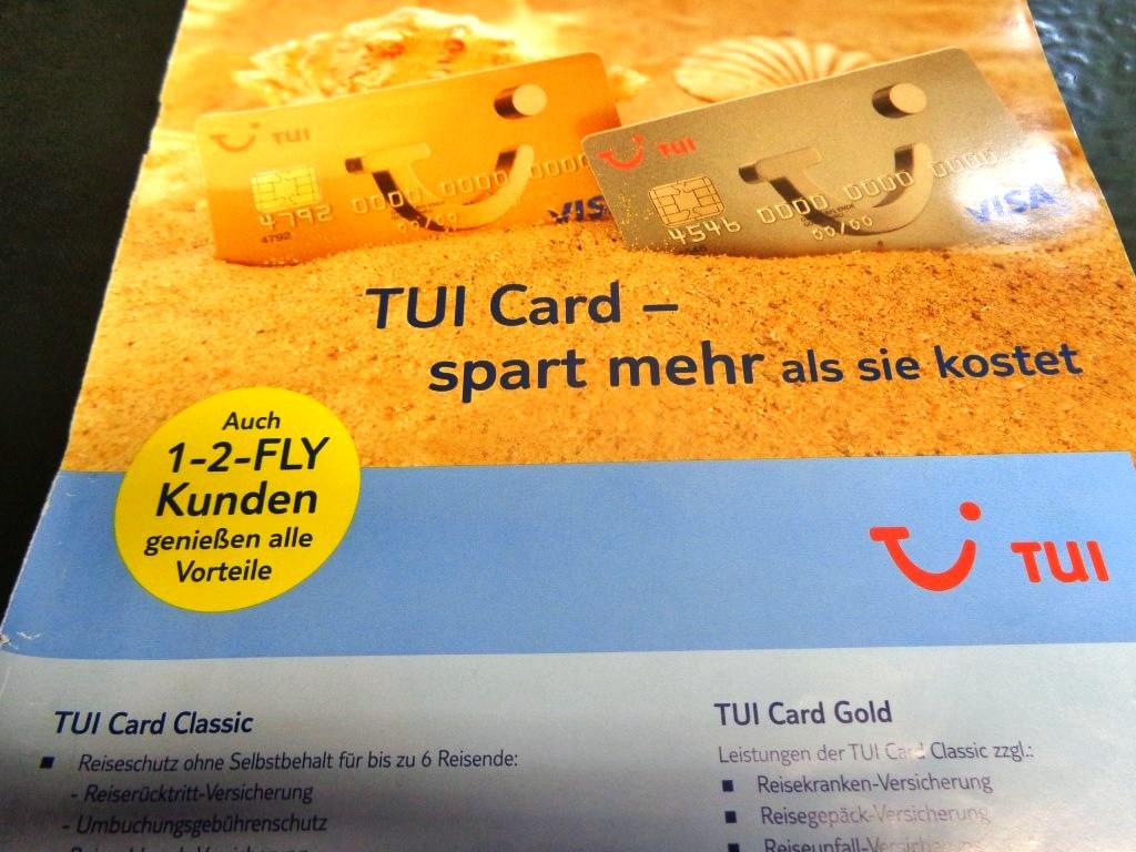 tui gold card kosten