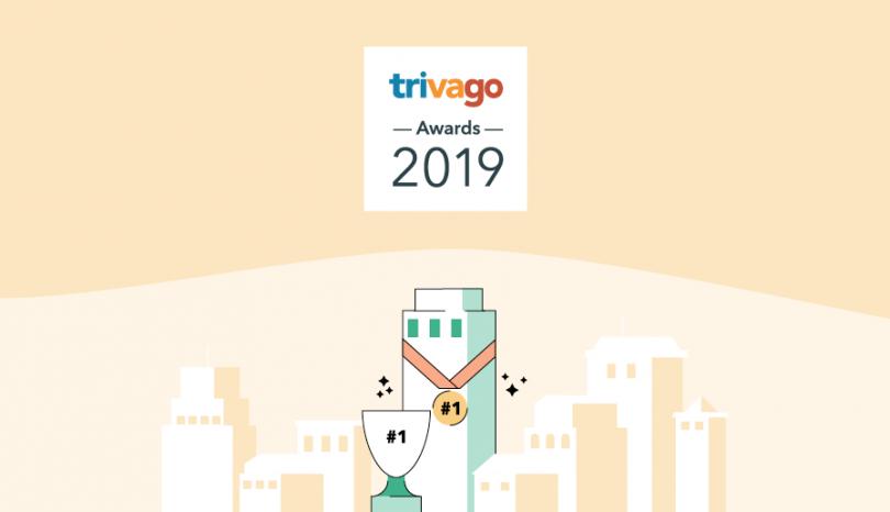 Hotel Tigaiga: wieder unter den Top 10 Gewinner National trivago Awards 2019
