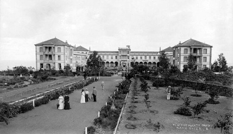 Agatha Christie – und ihre Reise auf die Kanarischen Inseln