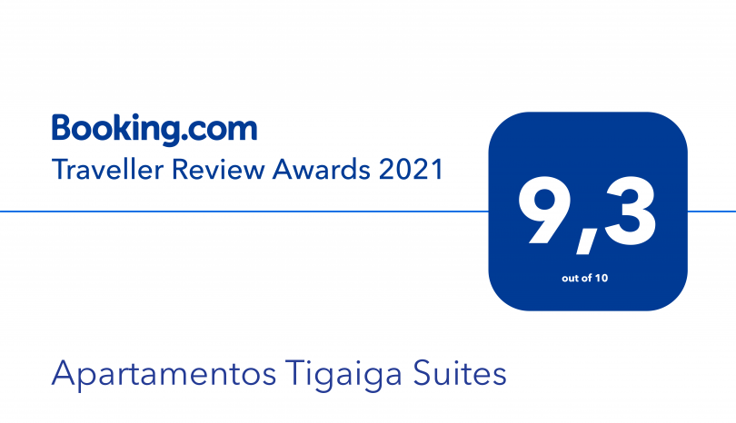 BRAVO:  Traveller Review Awards TIGAIGA Hotel & Suites
