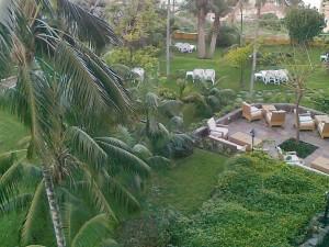 Hotel Tigaiga - mehr Palmen als Betten