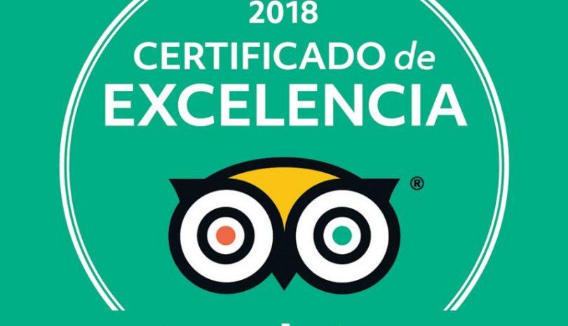 Hotel Tigaiga & Tigaiga Suites – TripAdvisor Certificates of Excellence 2018