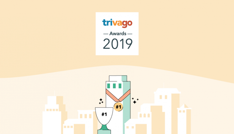 And Winners of the trivago Awards 2019 …