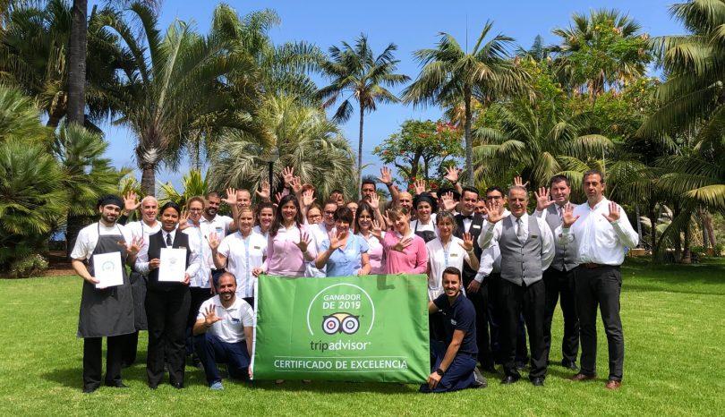 Hotel Tigaiga joins TripAdvisor Hall of Fame