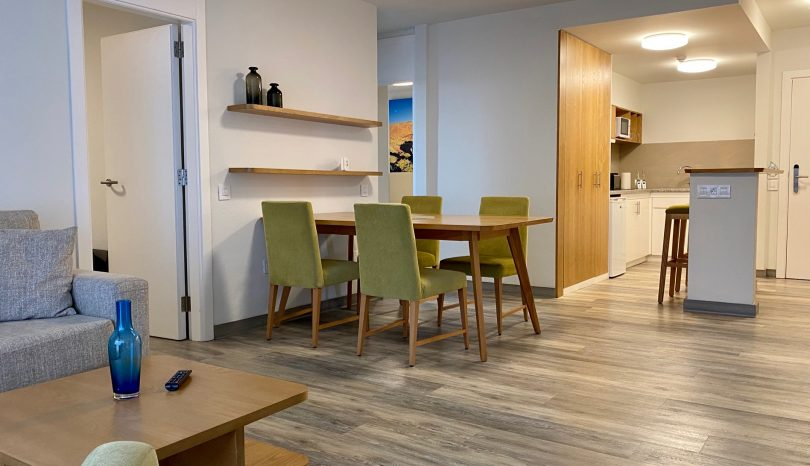 Tigaiga Suites: coliving