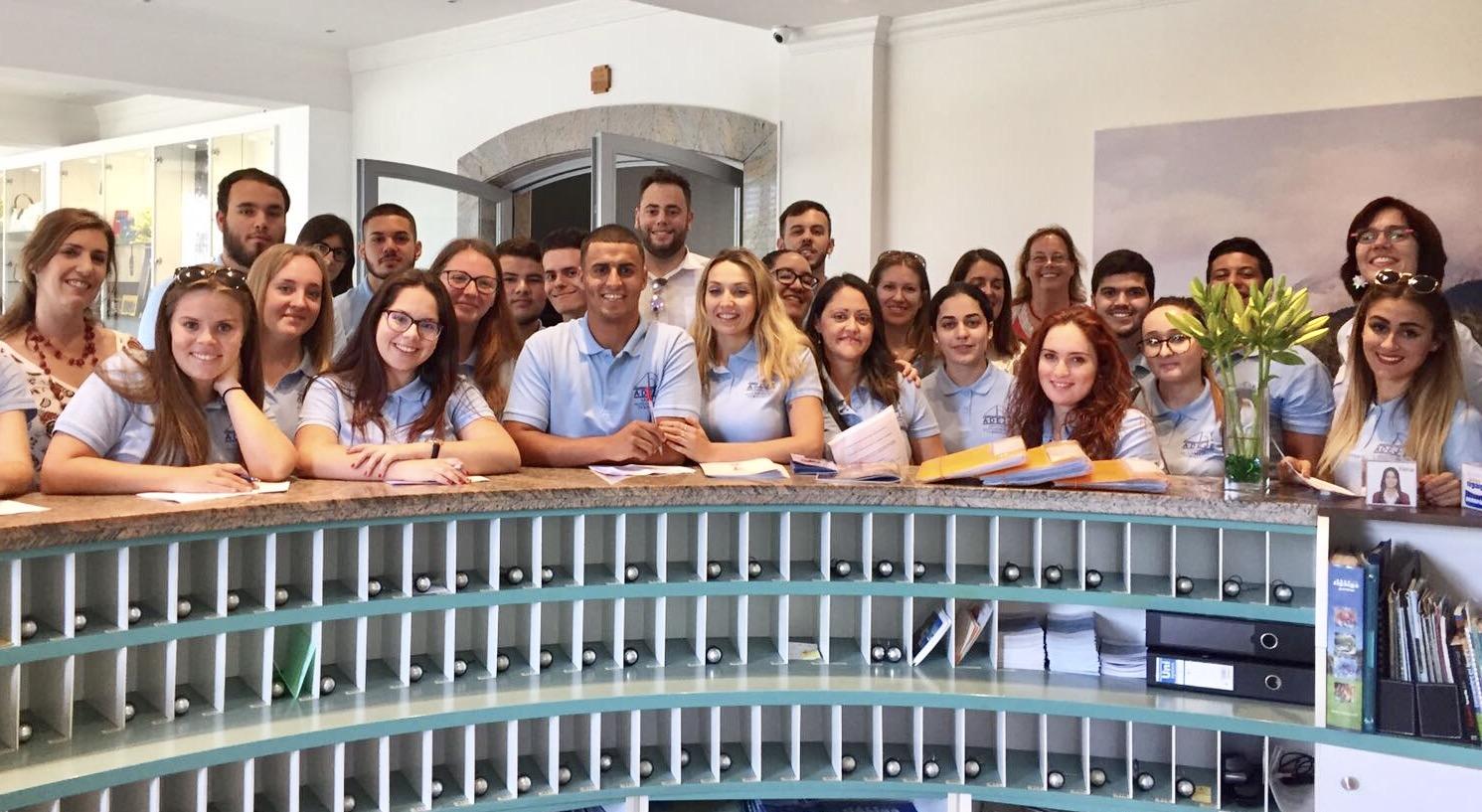 Otro grupo de estudiantes visita nuestras instalaciones