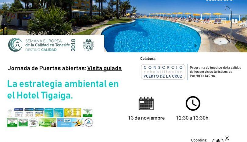 Semana Europea de la Calidad en Tenerife