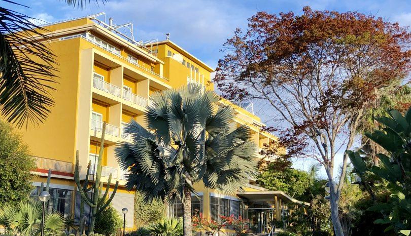 La gestión ambiental en el hotel Tigaiga