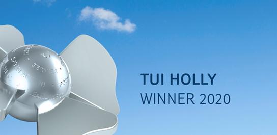 Que buenas noticias: TUI Holly 2020 para el Tigaiga!