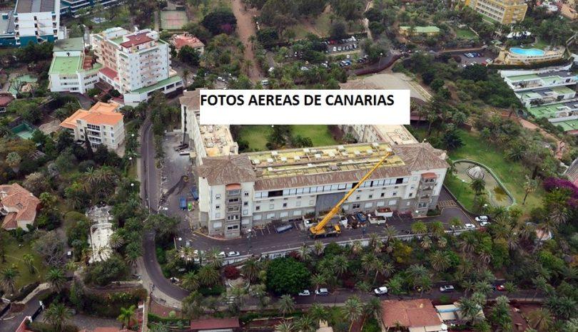 Comienza la reforma para reabrir el hotel Taoro