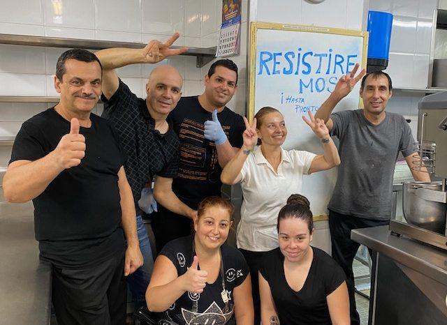 Coronavirus: gestos solidarios