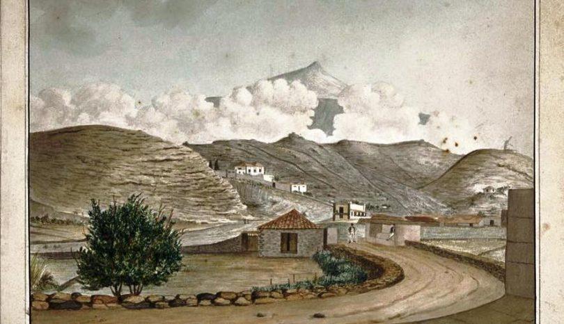 Los caminos del siglo XIX  José Melchor Hernández Castilla