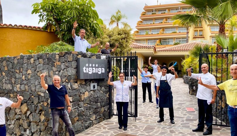 Tigaiga: Cuenta atrás para la apertura