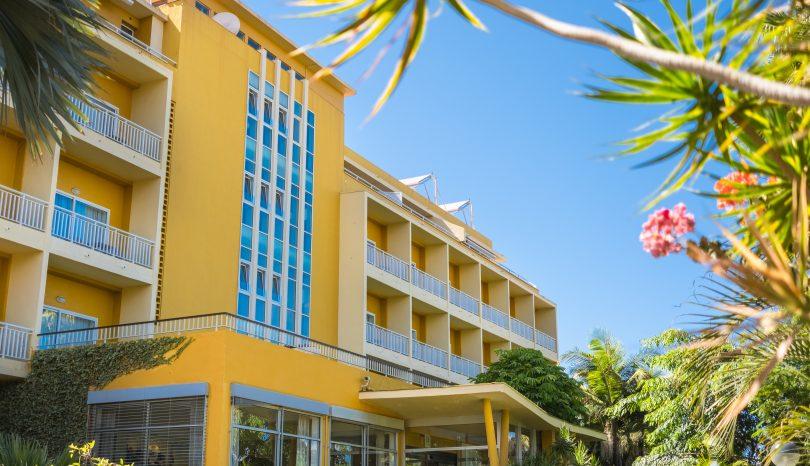 El hotel Tigaiga evalúa la capacidad de sus cinco hectáreas ajardinadas para convertirse en emisor cero de CO2